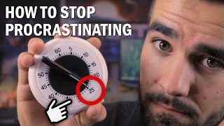 getlinkyoutube.com-How to Stop Procrastinating and Focus with the Pomodoro Technique