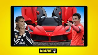 getlinkyoutube.com-40 Craziest And Coolest Footballers' Cars (#1-20)