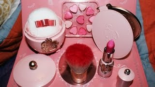 getlinkyoutube.com-Limited Edition- Princess Etoinette Collection by Etude House [Pink Bird]