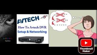 getlinkyoutube.com-اعادة ضبط المصنع لجهاز dvr avtech 4ch