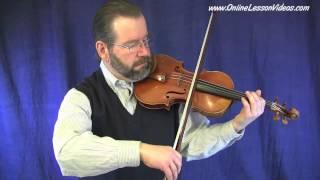 getlinkyoutube.com-SERENADE - by Franz Schubert - Classical Violin Lessons Online by Paul Huppert