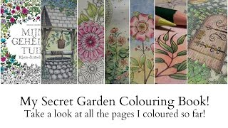 getlinkyoutube.com-My Secret Garden Colouring Book!