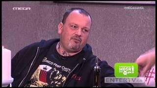 getlinkyoutube.com-Entertv: Δημήτρης Σκαρμούτσος: Τα καυστικά σχόλια για Πετρετζίκη, Λαζάρου, Λουκάκο, Μπαρμπαρίγου