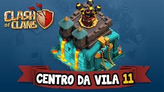 getlinkyoutube.com-Clash Of Clans Centro Da Vila 11 (CV11) (IDEIAS!) E Ideias Para Atualizações Em 2015