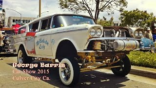 getlinkyoutube.com-George Barris Car Show 2015
