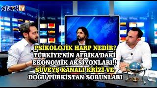 Türkiye'nin Afrika'daki Ekonomik Aksiyonları, Süveyş Kanalı Krizi, Doğu Türkistan
