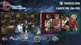 getlinkyoutube.com-Tekken Collision 2016 - TTT2 - Top 8 - Roynichi [PER] vs Saint [KOR]