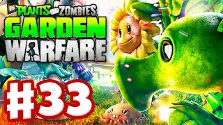 getlinkyoutube.com-Plants vs. Zombies: Garden Warfare - Gameplay Walkthrough Part 33 - Hard Garden Ops (Xbox One)