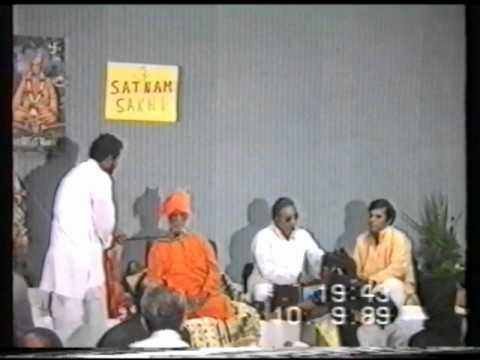 Satguru Swami Shanti Prakash in Tenrife Sur 1