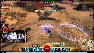 Gw2 - Parabellum - Dragonhunter/Guardian Roaming WvW - [Bonus: vs Zodin + alliance-inc with CAKE]