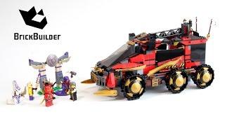 getlinkyoutube.com-Lego Ninjago 70750 Ninja DB X - Lego Speed build