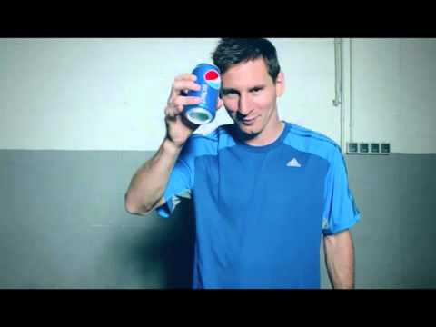 ا غنيه اعلان ميسي لـ بيبسي  messi ad for pepsi song