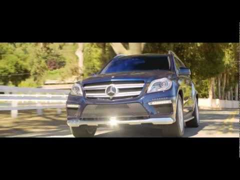 GL-Class Luxury SUV Overview -- Motor Trend 2013 Sport/Utility of the Year® (full-length version)
