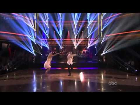Dancing with the Stars Choreography [Shannon Mather]