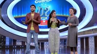 D2 Episode 12; Vishakh & Saniya on nee ko Njan Cha, Swetha Warrier,