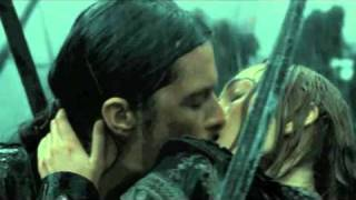 getlinkyoutube.com-Pirates of the Caribbean// Kisses and Almost-kisses