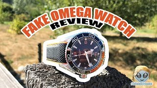 High quality FAKE OMEGA Seamaster Planet Ocean