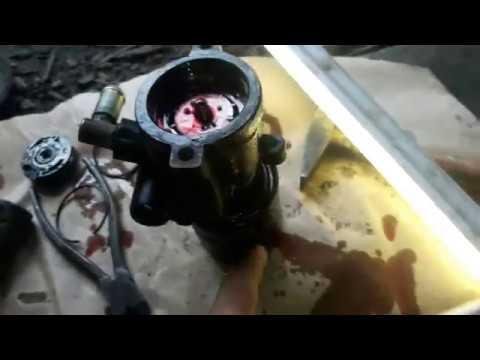 Клин мотора часть 3, ремонт вентеляторов , ремонт гур пежо 406