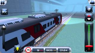 getlinkyoutube.com-Train Driver 15 Android Gameplay