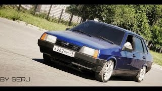 getlinkyoutube.com-ВАЗ 21099 (Черкесск) (минивстреча)