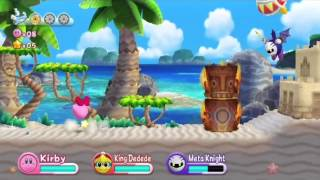 Kirby's Return to Dreamland - Episode 3