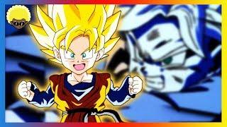 Why Goten Is UNLIKE Goku & Gohan!