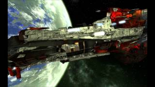 getlinkyoutube.com-X3 Terran Conflict + Xtended - All corvettes (M6 ships)