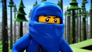 getlinkyoutube.com-LEGO Ninjago Épisode 2 2012 Au dojo Sous la menace de Lloyd et de l'Hypnobrai