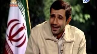 مصاحبه با احمدي نژاد توسط دو قلوهاي آخوندي
