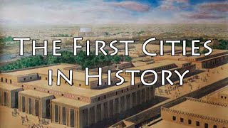 The First Cities in History - Ancient History Documentary width=
