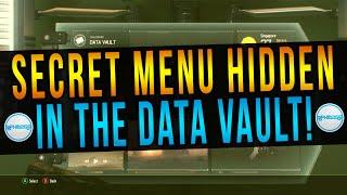 getlinkyoutube.com-Call Of Duty Black Ops 3 - Secret Menu Hidden In The Data Vault!
