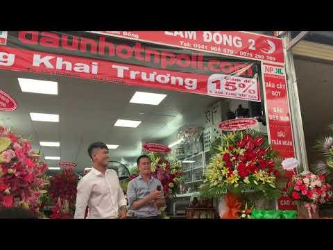 Hát giao lưu với chủ nhân nhà Phân Phối NPoil Lâm Đồng 2