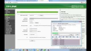 getlinkyoutube.com-اعدادات اكسيس Tp-link على PPPOE و Hotspot وتشغيل اكتر من عميل على سرعه واحده