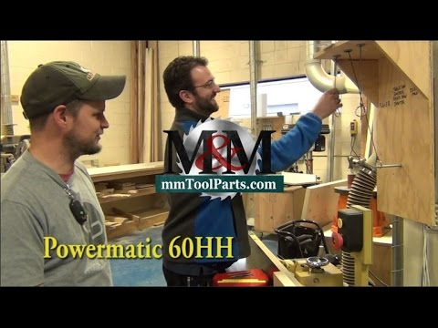 User review of the Powermatic 60HH Youtube Thumbnail