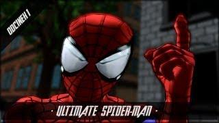 getlinkyoutube.com-Zagrajmy w Ultimate Spider-Man #1 Pierwsze starcie z Venomem (ZOBACZ OPIS!)