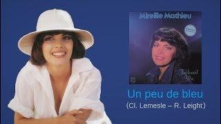 Un peu de bleu – Mireille Mathieu