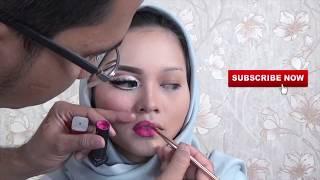 TUTORIAL MAKEUP BARBIE HIJAB | Rangga Makeup