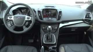 getlinkyoutube.com-【Mobile01小惡魔動力研究室】挑戰無止境 SUV環島斷油對決 Ford Kuga vs. Honda CR-V vs. Toyota RAV4