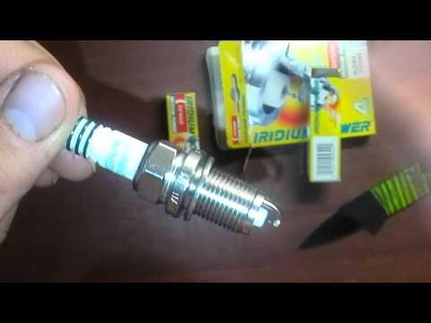 Свечи DENSO IK 20 с Аliexpress.Обзор посылки