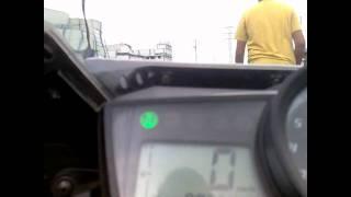 getlinkyoutube.com-Yamaha r15 top speed by Adwait