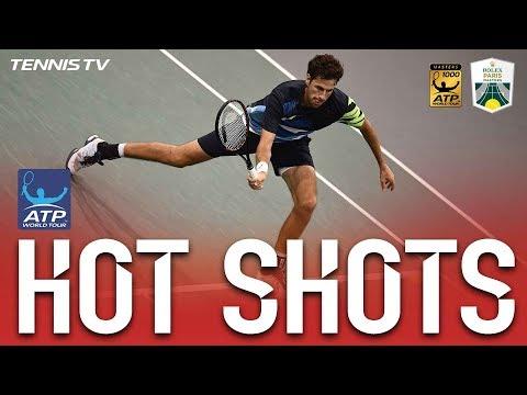 Hot Shot: Haase`s Back Spin At Paris 2017