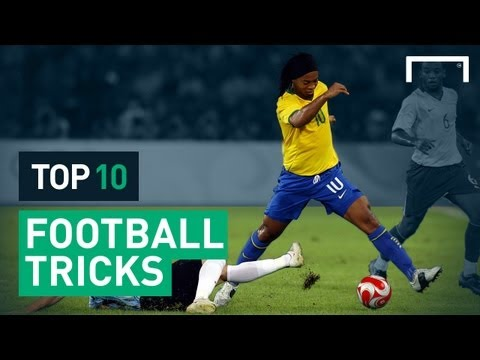 Top 10 Football Tricks