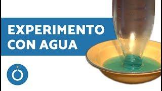 getlinkyoutube.com-Agua que sube por botella (Experimento)