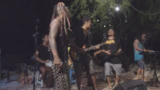 Ian Kaya Feat Aray Daulay - Collie Herb Man  (Live The Exile)