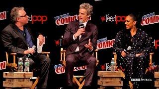 getlinkyoutube.com-DOCTOR WHO Full Panel - New York Comic Con 2016