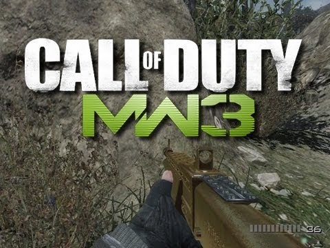 MW3 - Music Trolling (One Direction - What Makes You Beautiful)