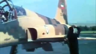 getlinkyoutube.com-The first flight For Prince Reza Pahlavi اولین پرواز شاهزاده رضا پهلوی در حضور شهبانو فرح پهلوی