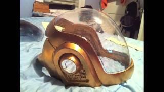 getlinkyoutube.com-Making of Daft Punk Guy Helmet
