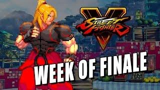 getlinkyoutube.com-WEEK OF Ken - FINALE: Street Fighter 5 Online Part (Beta #2)