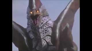 getlinkyoutube.com-Ultraman Tiga vs Golza & Melba